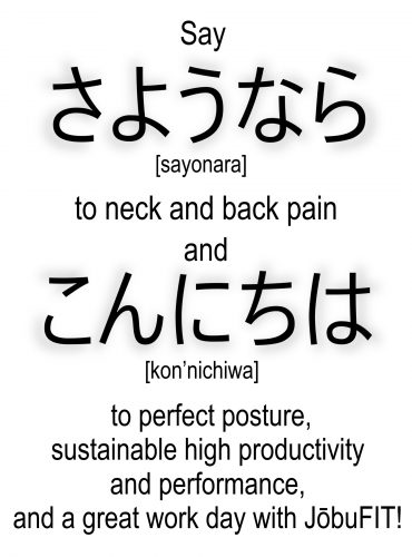 No More Neck and Back Pain