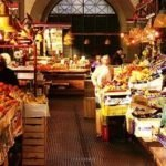 Fitness in the Historic Florentine Central Market