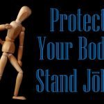 Standing Strong. Simple Postural Changes to Create a Strong Body and Increase Productivity All While Standing