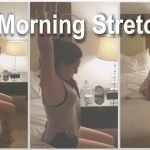 Start your day on the right side of the bed: 3 morning stretches I do as my feet hit the floor